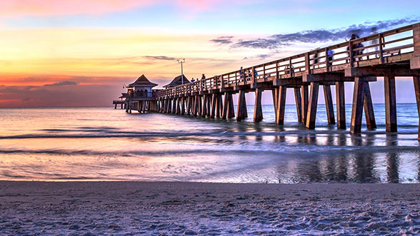Image of Naples, Florida Pier